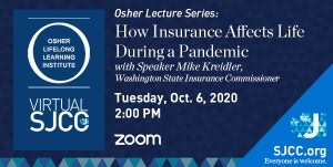Osher Lecture Insurance During Pandemic