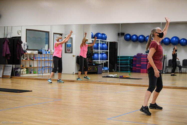 Stroum Jewish Community Center - Fitness - Senior Cardio Fit - Aug. 21, 2020