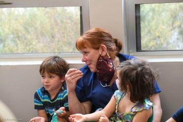Stroum Jewish Community Center - Early Childhood School - Room 205 - Rosh Hashanah - Sept. 18, 2020