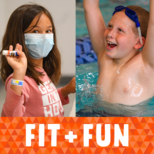 Fit + Fun Afterschool for K-4th grade