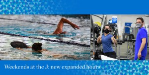 Weekends at the J: Expanded Hours Starting Nov 7