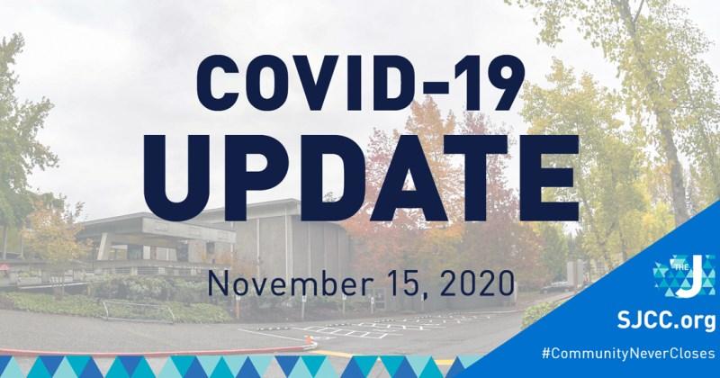 COVID update Nov 15