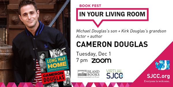 Book Fest: Cameron Douglas