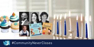 Celebrate Hanukkah with the J!