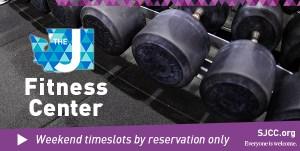 Fitness Center Weekends - Winter 2021