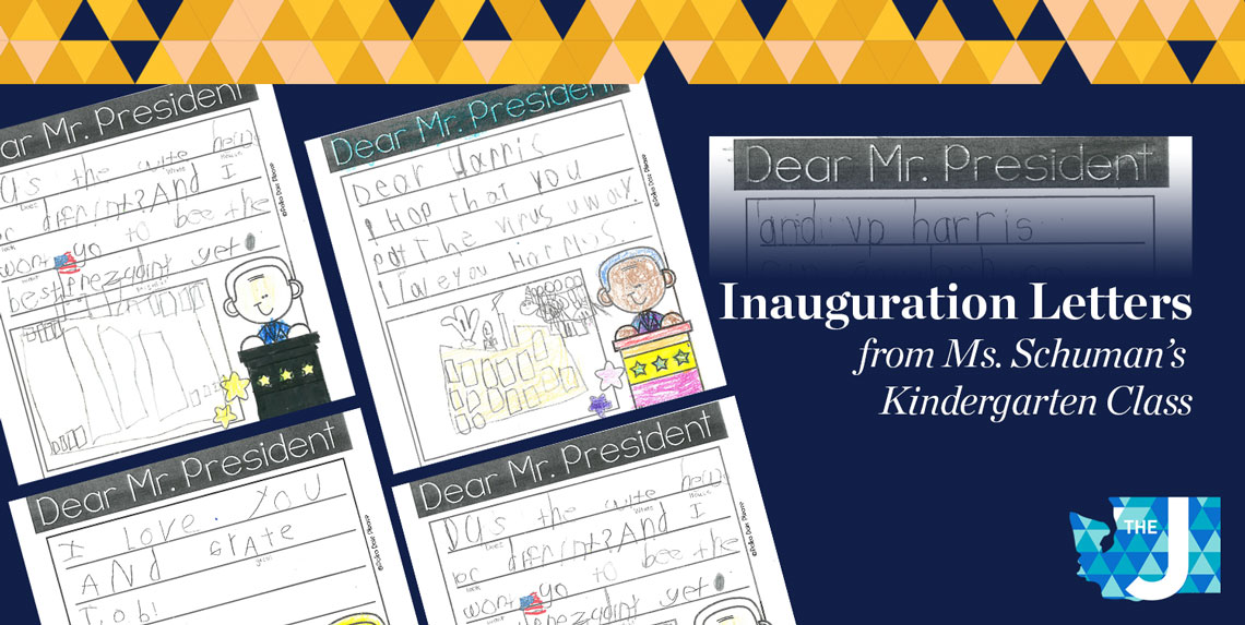 Inauguration Letters - Feature
