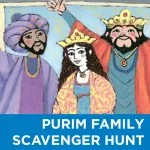Purim Family Scavenger Hunt