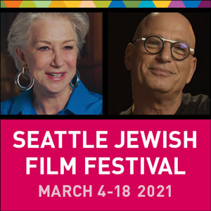 Seattle Jewish Film Festival Promo Bug