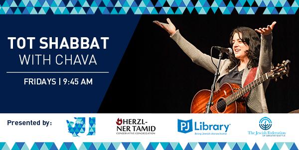 Tot Shabbat Partnership Event