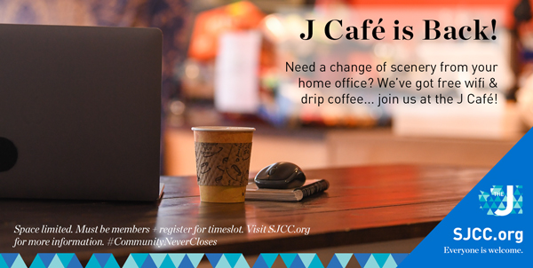 J Cafe is Back