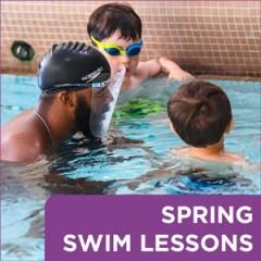 Spring Swim Lessons Promo