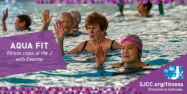 Aqua Fit Fitness Class - March 2021