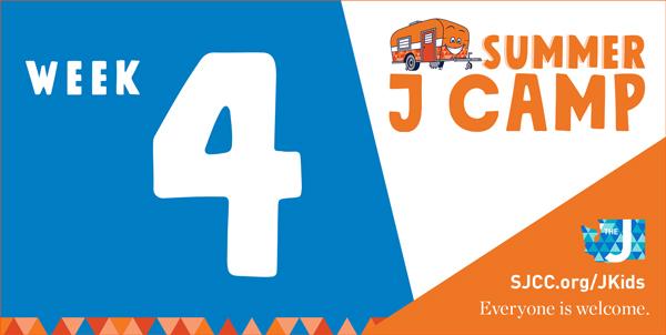 Summer J Camp Week 4