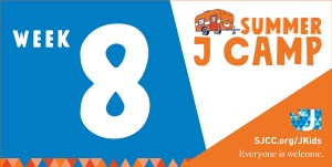 Summer J Camp Week 8
