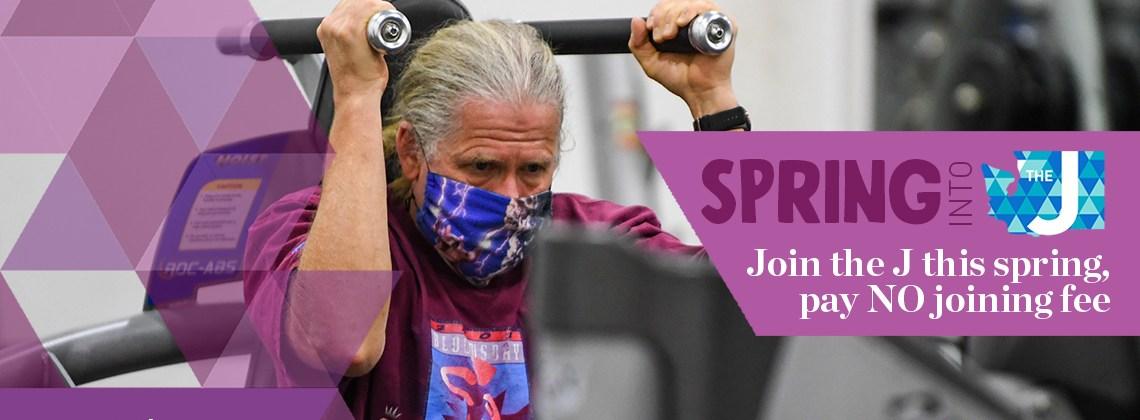 Spring Into the J Membership