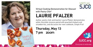 Virtual Cooking Demo: Laurie Pfalzer