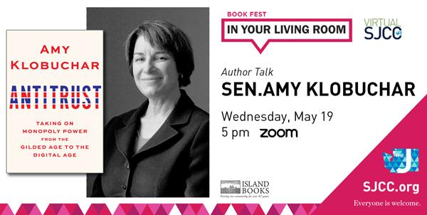 Virtual Book Fest: Sen. Amy Klobuchar