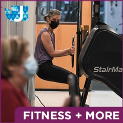 Fitness Schedule Promo