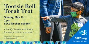 Tootsie Roll Torah Trot