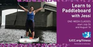 Paddleboard Class July