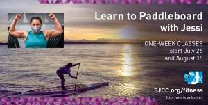 Paddleboard Class: Week 1