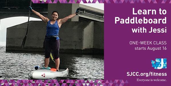 Paddleboard Class August