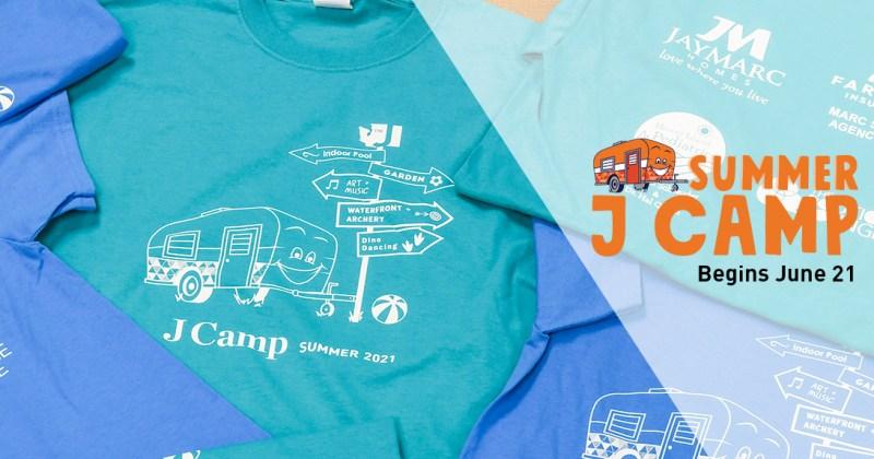 Summer Camp Rotating TShirts