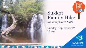 Sukkot Family Hike