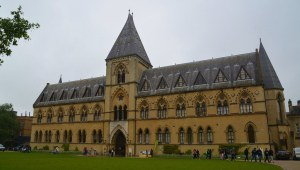 Natural History Museum/Pitt Rivers - exterior
