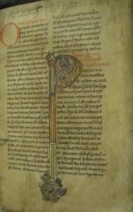 12th c. Orosius, History (MS 95)