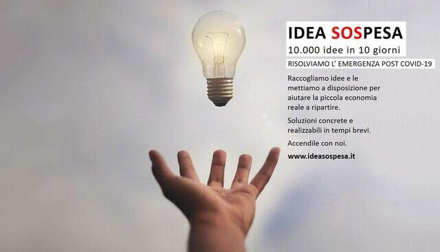 IDEA SOSPESA