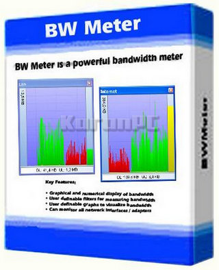 BWMeter PRO 7.2.2 Crack + Serial Key 2017 [ Updated ]
