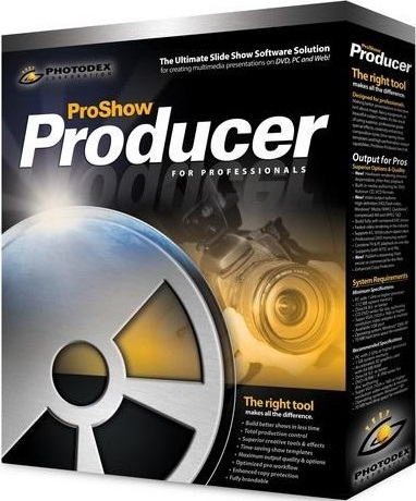 ProShow Producer 10 Crack With Registration Key