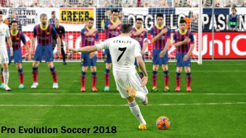pro evolution soccer 2018 cpy + crack full game pc