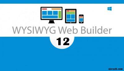 WYSIWYG Web Builder 12.3 Crack + Keygen is HERE! [Latest]