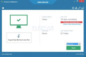 Zemana Anti-Malware 2.74 Crack + Premium Serial Key [Latest]
