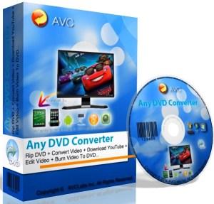 Any DVD Converter Professional 6.1.3 Crack + Keygen [Latest]