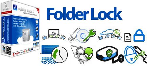 Folder Lock 7.7.8 Crack & Serial Key 2019 [Latest]