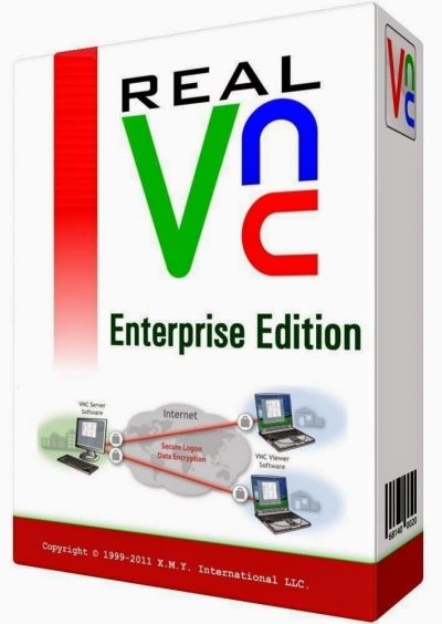RealVNC Enterprise 6.1 Crack & Serial Key Free Download