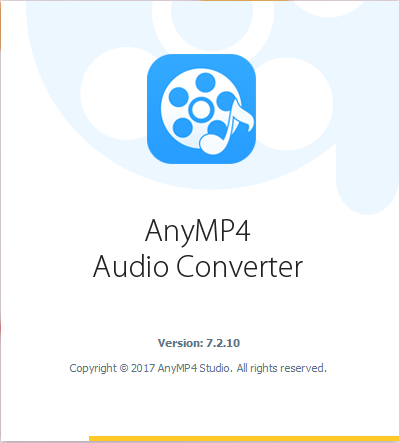 AnyMP4 Audio Converter 7.2.10 Crack + Patch [Win/Mac]