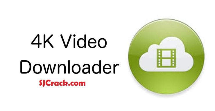 4K Video Downloader 4.11.2.3400 Crack + License Key Full
