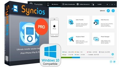 SynciOS Professional 6.2.2 Crack with Serial Key Free Download