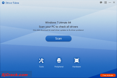 Driver Talent Pro 6.5.58 Crack + Patch Free Download