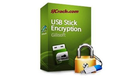 GiliSoft USB Stick Encryption 6 Crack + Serial Key Free Download