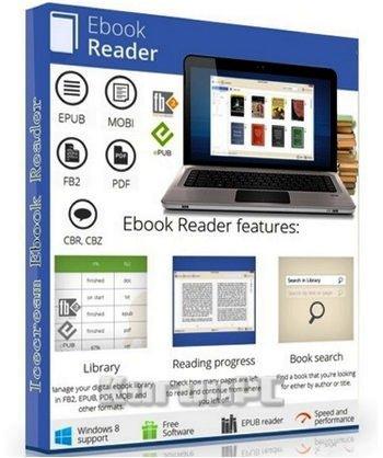 Icecream Ebook Reader PRO 5.0 Crack + Keygen Free Download
