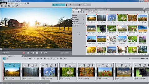 MAGIX Photostory Deluxe 2017 Crack + Serial Number [Updated]
