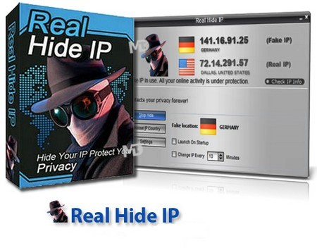 Real Hide IP 4.6.1.2 Crack + Serial Number Full Version