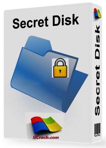 Secret Disk 4.06 Crack + Serial Key Free Download