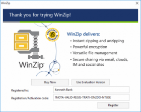 WinZip Pro 21.5 Crack with Activation Code Full Version