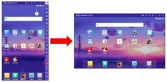 Nox App Player 5.0.0.0 APK Android Emulator [Mac & PC]
